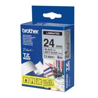 کاست برچسب لیبل پرینتر برادر brother TZ-M951 Tape Cassette