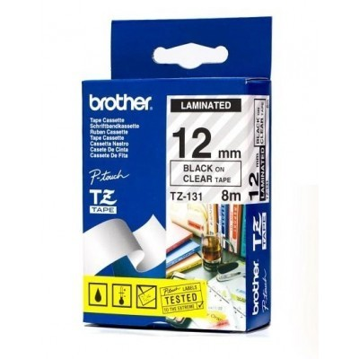 کاست برچسب لیبل زن برادر brother TZ-131 Tape Cassette