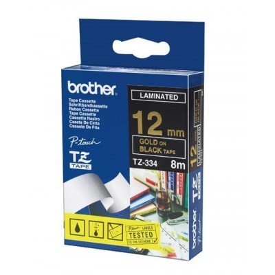 کاست برچسب لیبل زن برادر brother TZ-334 Tape Cassette