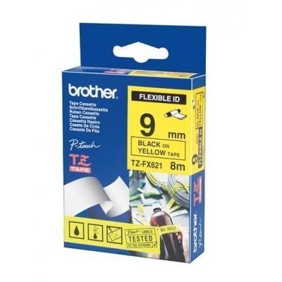 کاست برچسب لیبل زن برادر brother TZ-FX621 Tape Cassette