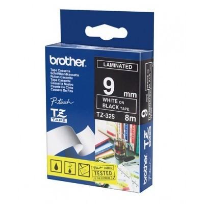 کاست برچسب لیبل پرینتر برادر brother TZ-325 Tape Cassette