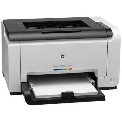 HP LaserJet Pro CP1025nw Color Laser Printer