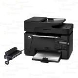 HP LaserJet Pro MFP M127fn+ Handy Phone Multifunction Laser Printer
