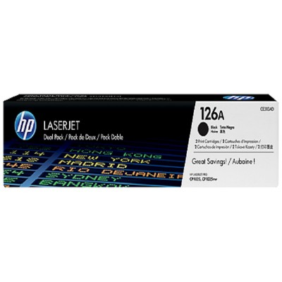 HP Toner 126A Black Toner