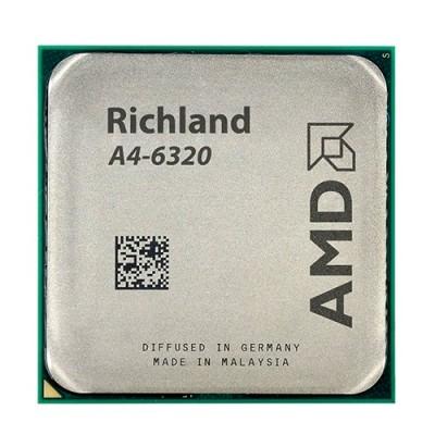 AMD Richland A4-6320 CPU