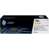 HP Toner 126A Yellow Toner