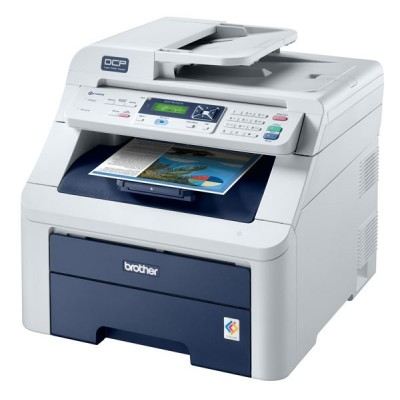 Brother DCP-9010CN Multifunction Laser Printer