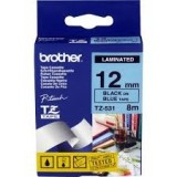 کاست برچسب لیبل زن برادر brother TZ-531 Tape Cassette