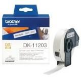 رول لیبل زن برادر brother DK-11203 Die-Cut Label