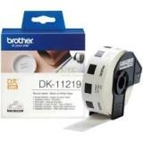 رول لیبل زن برادر brother DK-11219Die-Cut Label