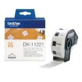 رول لیبل زن برادر brother DK-11221 Die-Cut Label
