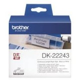 رول لیبل زن برادر brother DK-22243 Die-Cut Label