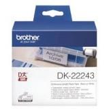 رول لیبل زن برادر brother DK-22243 Die-Cut Label