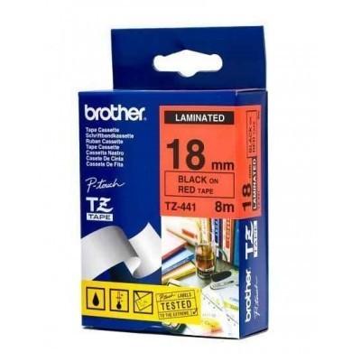 کاست برچسب لیبل زن برادر brother TZ-441 Tape Cassette