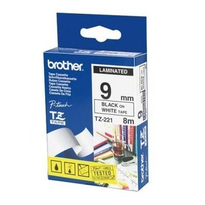 کاست برچسب لیبل زن برادر brother TZ-FX221 Tape Cassette