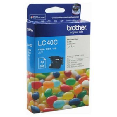 کارتریج جوهر - رنگ آبی مدل LC40C