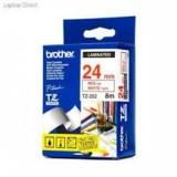 کاست برچسب لیبل زن برادر brother TZ-252Tape Cassette