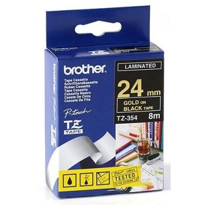 کاست برچسب لیبل زن برادر brother TZ-354 Tape Cassette