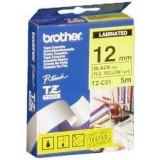 کاست برچسب لیبل زن برادر brother TZ-C31 Tape Cassette
