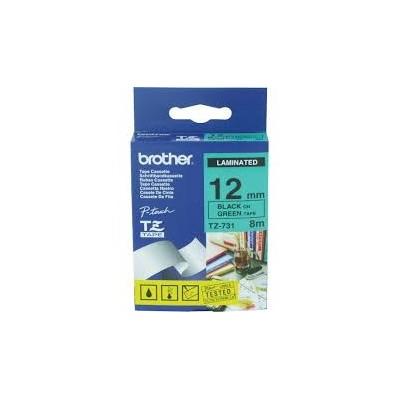 کاست برچسب لیبل زن برادر brother TZ-731Tape Cassette